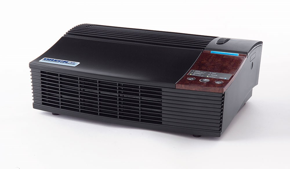 Oreck Xl Purifier ~ Certified refurbished xl professional tabletop air